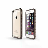 For New Apple iPhone 6S/6 Crystal Clear Thin Back Shock Proof Bumper Case Cover