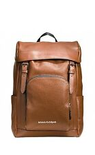 $695 NWT COACH Men's  Henry In Pebble Leather backpack F72311