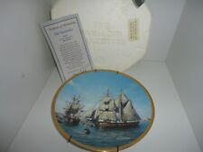 The Hamilton Collection Old Nantucket Ship Collectible Plate