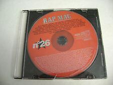 CD - Rap Mag No. 26 - Disc only - Mac Kregor, Booba, Faf Larage, Termanology