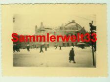 2 x Foto Zerstörung in WARSCHAU / POLEN 1940 !!! TOP !!!    E557