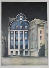Peter PAUL - Lithographie originale signée - Stockholm Suite