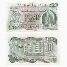 Bank of Ireland £20 REPLACEMENT Z Prefix - BYB ref: NI.233b - aEF.