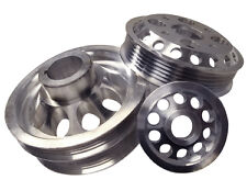 Ralco RZ Performance Underdrive Pulley Kit for 03-06 Nissan 350Z Infiniti G35