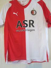 Feyenoord 2009-2010 Home  Football Shirt Medium /40564