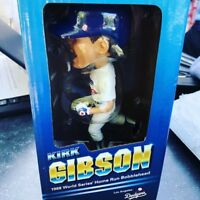 2018 Los Angeles Dodgers Kirk Gibson bobblehead special edition