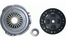 SACHS Kit d'embrayage 240mm 10 dents pour BMW Série 5 3000 460 001 - Mister Auto