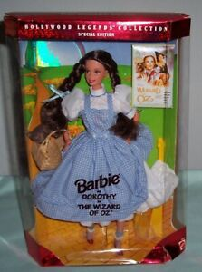 Barbie as Dorothy Wizard Of Oz Doll Mattel 12701 Special Edition c1994 Boxed