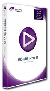 Grass Valley EDIUS Pro 8 Home Edition