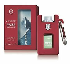 NEW VICTORINOX SWISS ARMY UNLIMITED EAU DE TOILETTE 1.0 OZ / 30M SPRAY