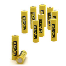 10pcs 2800mAh 14500 Battery For Flashlight Rechargeable Li-ion 3.7V Battery