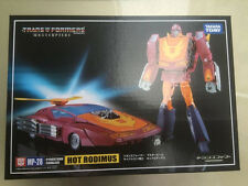 Takara Tomy Transformers Masterpiece MP-28 Hot Rodimus Action Figure