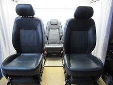 FORD GALAXY WA6 2006 Sitz Satz Leder Fahrersitz Beifahrer hinten und vorne (127)