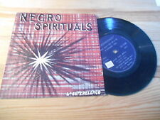 "7"" Religion L'Esterelenco - Negro Spirituals (3 Song) PRIVATE PRESS"