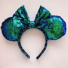 Handmade Disneyland Disney Parks Minnie Mouse Inspired Halloween Ears Headband