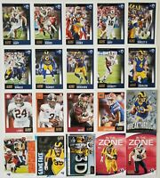 2020 Panini Score Los Angleles Rams Master Team Set RCs and Inserts 20 Card Lot