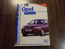 Reparaturanleitung Opel Astra G 1,7 Ltr. Dieselmotoren 1998-2000 + Schaltpläne