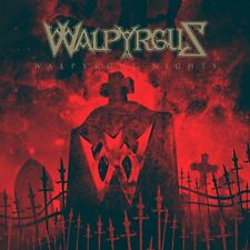 Walpyrgus-walpyrgus Nights (NEW * US METAL * TTD * WHW * Riot * HIGH SPIRITS * Leatherwolf