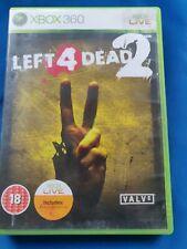 Left 4 Dead 2 - 2009-Xbox 360 Game-Pal L4D2