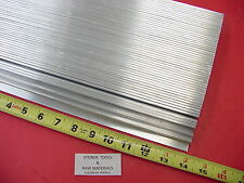 "300 Pieces 1/8"" X 3/4"" ALUMINUM FLAT BAR 14"" long 6061 T6511 New Mill Stock"