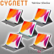 Cygnett TekView Slimline Case Cover with Pencil Holder for Apple iPad