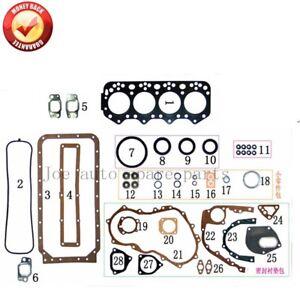 DL DLT Engine Complete Full gasket set kit for DAIHATSU ROCKY FOURTRAK 2.8D 2.8T