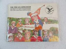 THE 1982 U.S. OPEN BOOK 82nd US OPEN Championship Golf Association Limited Ed