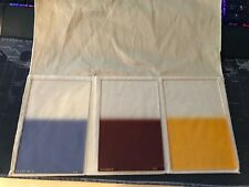 Lee Filters SW150 150x170mm  3 colors real blue sephia 2 Straw 3