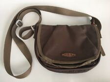 Keen Montclair Womens Mini Cross Body Brown Messenger Bag