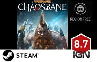 Warhammer: Chaosbane [PC] Steam Download Key - FAST DELIVERY