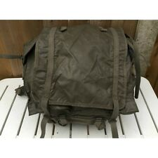 French Army Surplus 45 Litre Daysack Rucksack Canvas and Nylon