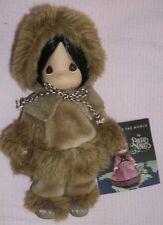 "Raro Sulu Eskimo 1990 preciosos momentos 9"" niños del mundo Muñeca"