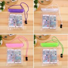 Waterproof Phone Case Cover Underwater Swimming Beach Storage Organizer Pouch