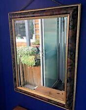 Vintage Retro Framed Mirror