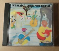 The Band – Music From Big Pink 1 Cd , Bob Dylan