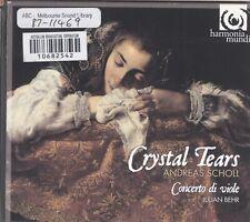 Andreas Scholl - Crystal Tears CD/ dvd  Digipak