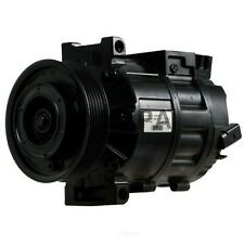 A/C Compressor and Clutch-SOHC NAPA/TEMP-TEM 255557 Reman