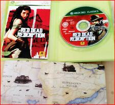 AB 18! XBOX360 RED DEAD REDEMPTION + KARTE VON ROCKSTAR GAMES + EXTRAGAME