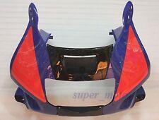 Front fairing nose top upper cowl For Honda CBR600 F2 CBR600F2 91-94 Purpleblack