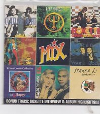 Mix-Promo cd maxi single cardsleeve