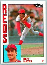 1984 Topps Ben Hayes Cincinnati Reds #448