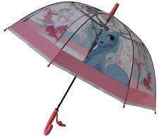 Foxfire for Kids Girls Clear Dome Umbrella