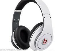 Cuffia Cuffie BEATS STUDIO White Bianco x Dj Studio iPod iPad iPhone pc mac NEW