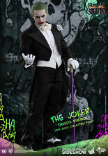 "Hot Toys Suicide Squad THE JOKER TUXEDO VERSION 12"" Action Figure 1/6 MMS395"