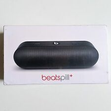 SEALED NEW Genuine Sealed Beats Pill Plus + ML4M2LL/A Wireless speaker by Black