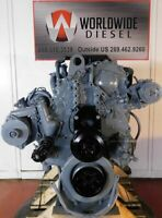 1998 Detroit 60 Series 12.7L DDEC IV Diesel Engine, 470HP, Approx. 387K Miles.