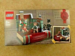 Lego 40410 Charles Dickens Tribute A Christmas Carol New & Sealed