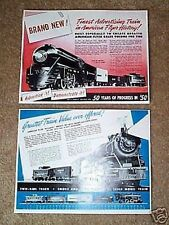 Gilbert 50 Years Of Progress In Flyer D1581 Repro