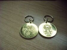 Inglaterra Copa Mundial 1966 Ganadores Medalla Llavero