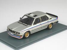 BMW M535I E12 NEO 43471 1:43 NEW FINE RESIN MODEL CAR METALLIC SILVER GREY